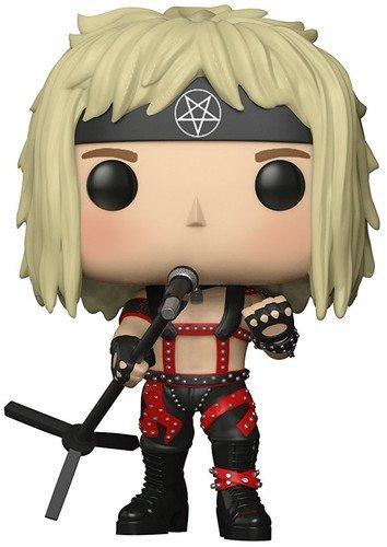 Funko- Pop Vinilo: Rocks: Mötley Crüe: Vince Neil, Multicolor, Standard (30210)