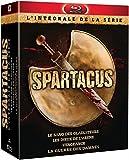 Spartacus - L'intégrale de la série : Le sang des Gladiateurs + Les dieux de l'arène + Vengeance + La guerre des damnés [Blu-ray] [Import italien]