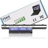 FSKE® AS10D31 AS10D51 AS10D81 AS10D75 AS10D73 AS10D61 AS10D41 AS10D3E AS10D71 Akku für ACER Aspire E1-531 E1-571 V3-771G V3-772G 5742G 7741G 5750 5733 5551 4741 Notebook Battery,10.8V 7800mAh 9-Zellen