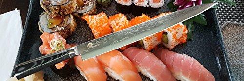 SXL-HD2095 Dellinger 9,5' Yanagiba, Sashimi - Sushimesser - Professionelle Küchenmesser Japanischer...