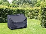 WEHNCKE Schutzhülle Deluxe für Gartenbänke CA. 120X78X80 -