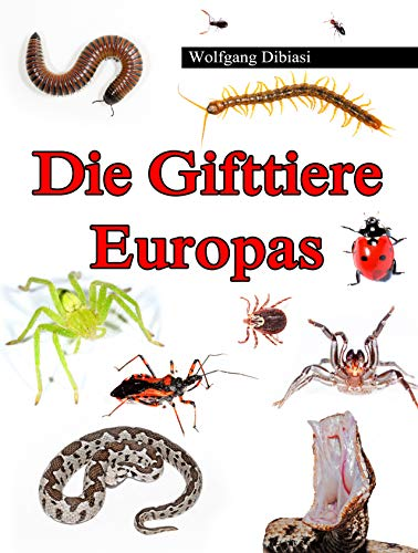 Die Gifttiere Europas (Pflanze Qualle)