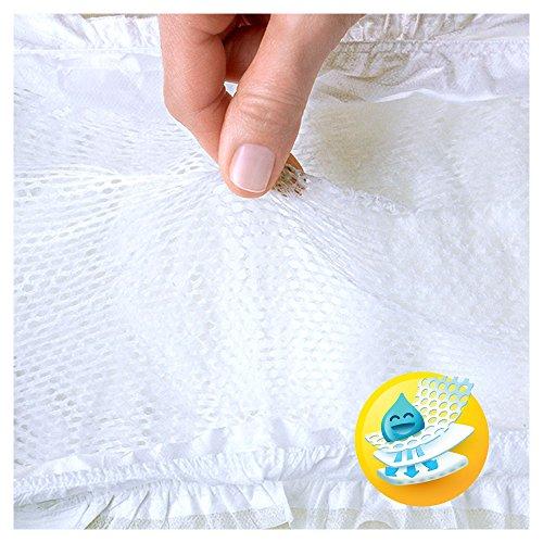 Pampers - Premium Protection - Couches Taille 3 (6-10 Kg)/ (5-9 Kg) - Pack Géant (x50 couches) - Lot de 2