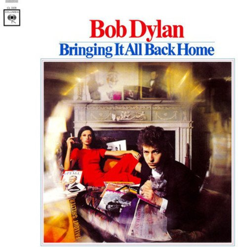 Cover-Bild: Bob Dylan – Bringing it all back home