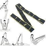 TianranRT Elastizität Yoga Strecken aus Yoga Gurt Flexibel Schleifen Pilates Workouts
