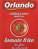 Orlando - Tomate Frito Clásico, Brik De 3 x 212 g - [Pack de 9 x 3]