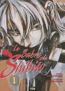 Le Sabre de Shibito Edition simple Tome 1