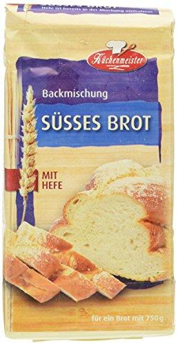 Bielmeier-Küchenmeister Brotbackmischung Süßes Brot,...