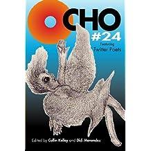 OCHO #24 featuring Twitter Poets: MiPOesias Print Companion