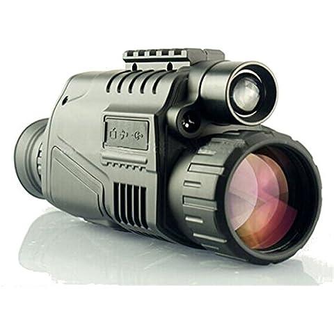 Pink Lizard 5X40 ad alto ingrandimento visore notturno digitale con uscita video telescopio