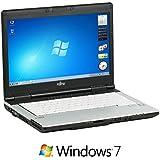 Fujitsu Lifebook S751 Business Notebook (Core i5 2.5GHz, 8GB RAM, 1600GB HDD, DVD-Brenner, Windows 7)