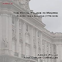 The Royal Palace in Madrid. Eleven Viola Sonatas (1778-1818)