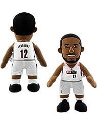 NBA Portland Trail Blazers LaMarcus Aldridge Player Plush Doll, 6.5-Inch x 3.5-Inch x 10-Inch, Red