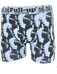 Full-Up - Sous-Vêtement Homme - Boxer Homme Microfibre CORSICA