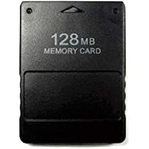 Buyee 128MB Playstation 2 Memory Card 128 MB PS 2 PS2