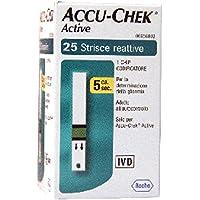 Active active Teststreifen für Blutzuckermessgeräte 25 streifen preisvergleich bei billige-tabletten.eu