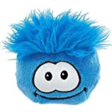 Disney Club Penguin 6 Inch Deluxe Plush Puffle Blue Includes Coin with Code! by Club Penguin