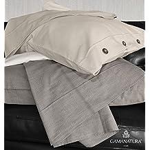 Gamanatura - Juego de sábanas ALAN (150/160 cm, ...