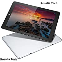 "Chuwi Hi12 - 12"" Tablet PC para Windows 10 y Android 5.1 (Quad Core, 4GB RAM 64 GB ROM, Extención hasta 128GB, 2160*1440P, Cámaras, 3G USB Dongle), Gris"