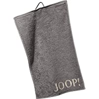 JOOP Classic, Gästetuch 30 x 50 cm, Serie 1600, Farbe 70 graphit