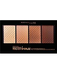 Maybelline New York Teint Master Bronze Palette Blister
