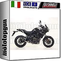 Giannelli - Terminal Completo de Acero Inoxidable para Yamaha Tracer 700 2016 16 73527XP