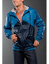 Oakley Windbreaker Shell Jacked Astral Blue, Größe:XL