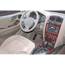 Hyundai Santa Fe Interior de Madera del Burl Dash Juego de Acabados Set 2002 2004 2004