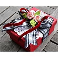 Luxury bath & Beauty Hamper - stunning gift wrapping