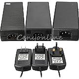 Veena 12V 2A 24W Us Plug Ac 100240V Dc 12V 24V 2A 3A 5A 6A 8A 10A Power Supply For Led Light Strip CCTV
