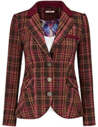 Joe Browns Women's Winter Warmer Check Coat Jacket