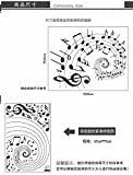 Aula-camera-da-letto-soggiorno-sfondo-musica-pentagramma-note-musicali-adesivi-protezione-ambientale-decorazione-wall-sticker