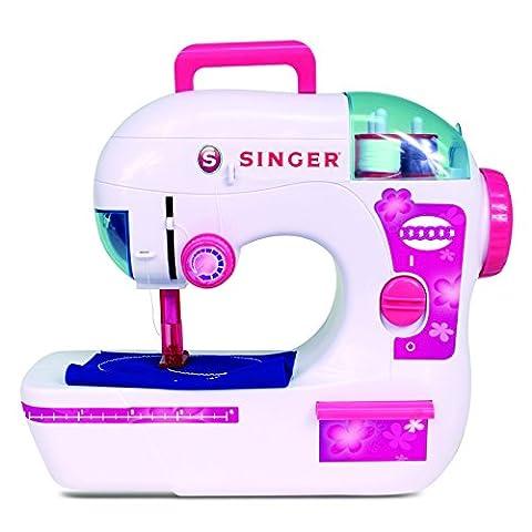 NKOK Plastic Singer Elegant Chainstitch Sewing Machine-