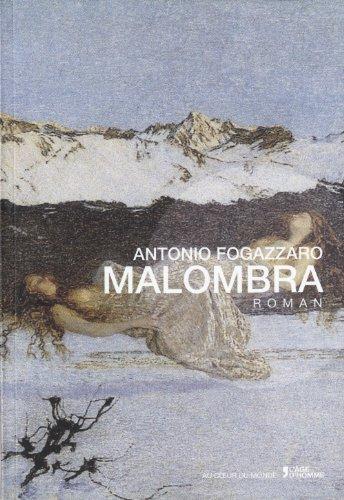 Malombra par Antonio Fogazzaro
