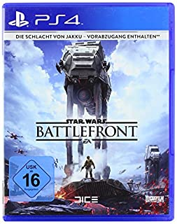 Star Wars Battlefront - Day One Edition - [PlayStation 4] (B016YLEGTE) | Amazon price tracker / tracking, Amazon price history charts, Amazon price watches, Amazon price drop alerts