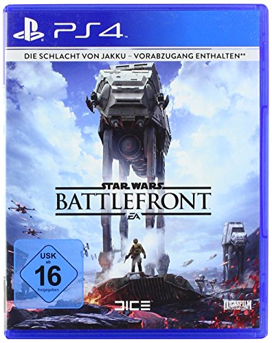 Star Wars Battlefront - Day One Edition - [PlayStation 4] - Top-spiele Ps4