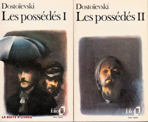 Les Possédés (tome 1 + tome 2) par Dostoievski