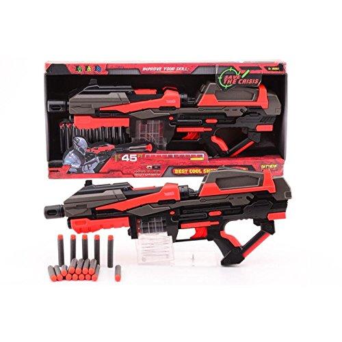 Serve & Protect 26971–Kostüm–Shooter Mega mit 10Dards, 54cm (Dart Kostüme)