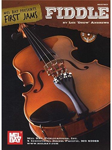First Jams: Fiddle. Partitions, CD pour Violon