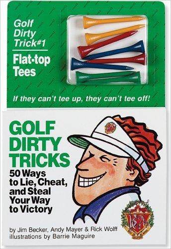 Golf Dirty Tricks by Jim Becker (1994-03-01) par Jim Becker;Andy Mayer;Rick Wolff
