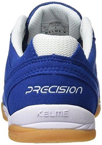 Kelme Unisex-Erwachsene Precision Fußballschuhe Blau (Royal)