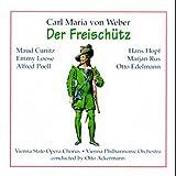 Von Weber : Freischütz/Hopf Singt Wagner Und Verdi. Ackermann, Poell, Bierbach, Hopf, Cunitz, Vienna Pho.