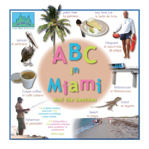 ABC in Miami (All 'Bout Cities) (English Edition) (Baby-shops In Miami)