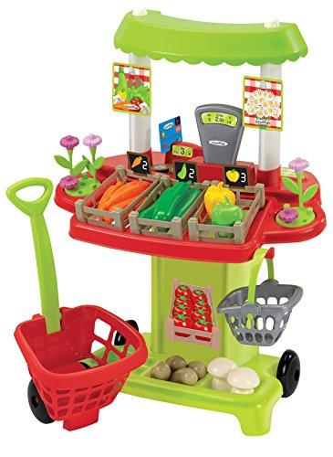 Ecoiffier–Giochi di imitazioni–Supermercato–Carrello usato  Spedito ovunque in Italia