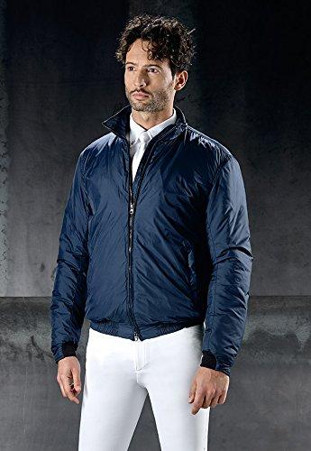 Equiline Team-Jacke Westgate, Nylon-Blouson, Unisex zum besticken geeignet, Farbe:Black, Größe:XL