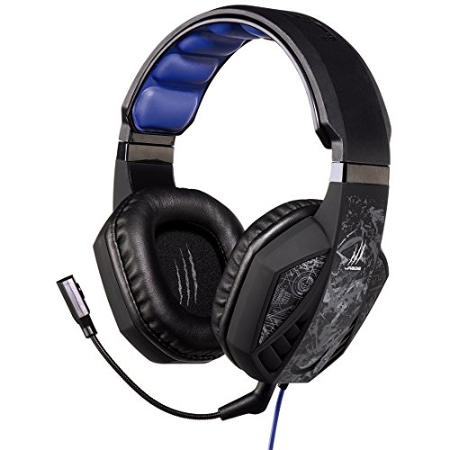 Gaming-Headset uRage SoundZ, Schwarz Webcam Ps2