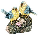 Verdemax 3605Paire d'oiseaux pour jardin