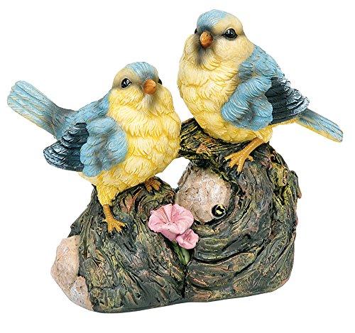 Verdemax 3605Paar Vögel für Garten