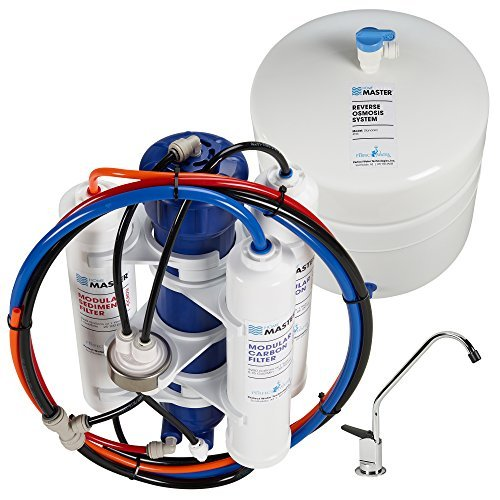 Home Master TM Standard Undersink Reverse Osmosis Water Filter System by Home Master -