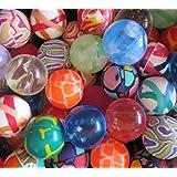 50 Super rebote Bouncy Ball Jet Balls niños niños fiesta de cumpleaños bolsa de regalo juguete